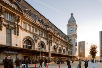 Hotel Pavillon Bastille - Gare de Lyon (Lyon Trains Station) at 7mn walking