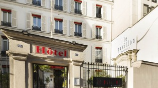 Hotel Pavillon Bastille - Photos